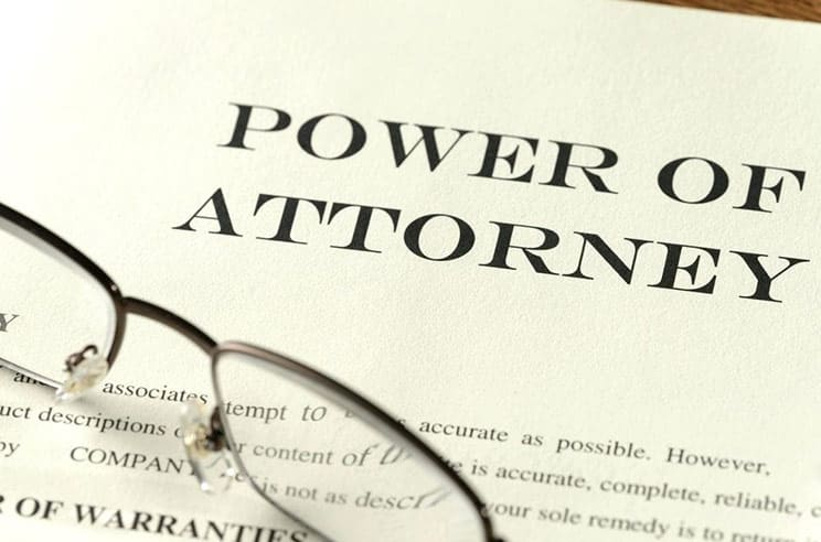 Revoking The Power of Attorney