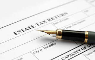 How Are Estate Taxes Calculated